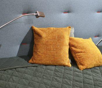 les coussins décoratifs pour la chambre
