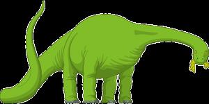 Une décoration dinosaure pour votre petit fan