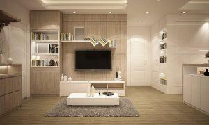 Embellissez votre salon avec un parement en bois