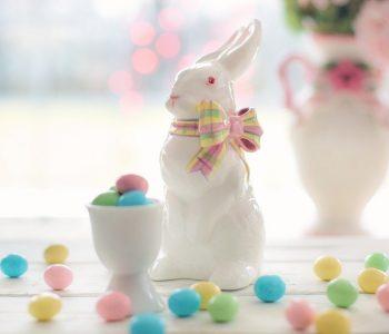 accessoire de décoration lapin