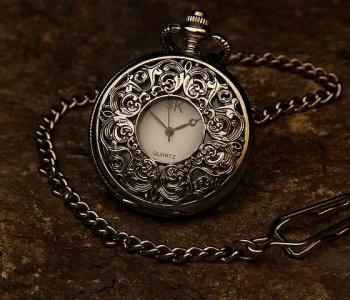 montre a gousset vintage